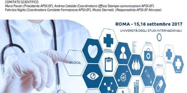IL FUTURO E' ADESSO! La competenza legale e forense del professionista sanitario: strumenti ed esperienze a confronto