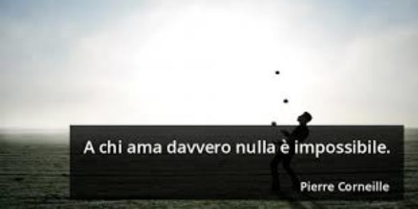 NULLA E' IMPOSSIBILE, L'IMPORTANTE E' CREDERCI!