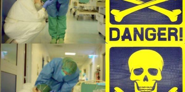 Si cercano infermieri…che non muoiono!